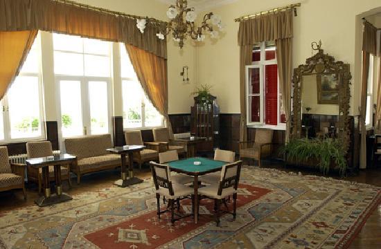 Splendid Palace Hotel : Splendid Palace lobby