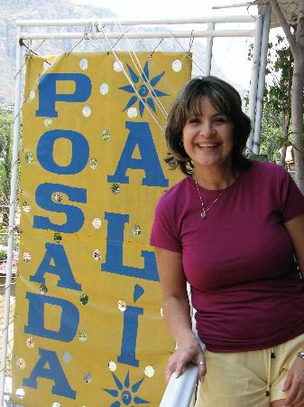 Posada Ali: This sign is quite difficult to find, so be on the look out!