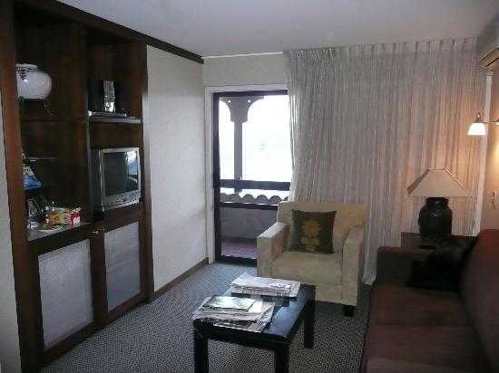 Millennium Hotel and Resort Manuels Taupo: Sitting area
