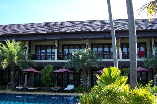 Am Samui Palace: hotel rooms
