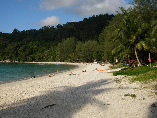 Pulau Perhentian Besar, ماليزيا: the beach