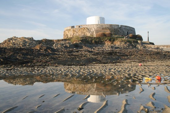 Гернси, UK: Guernsey: Fort Grey