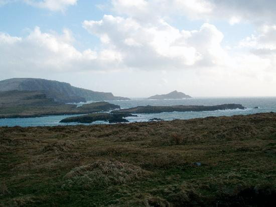 Portmagee Heights: View From Valentia Island