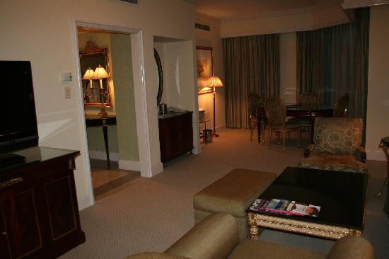 Four Seasons Hotel Cairo at the First Residence: une autre vue encore