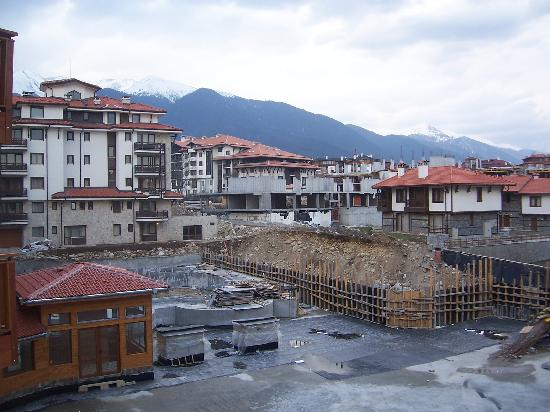 Spa Hotel Narcis: mountain view