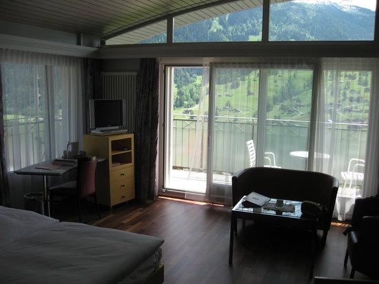 Hotel Belvedere Grindelwald: Bedroom