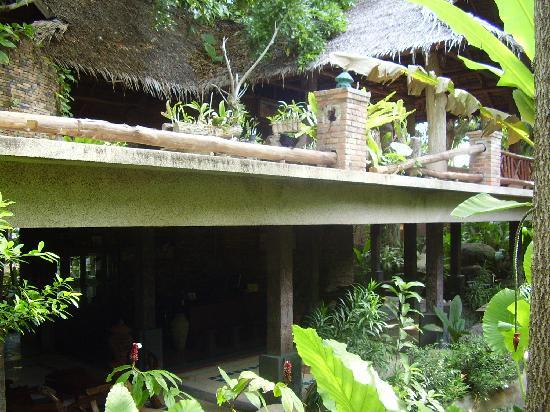 Somkiet Buri Resort: Spa