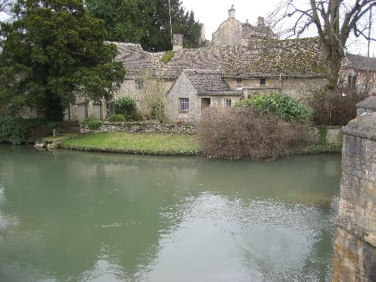 The Angel at Burford: The Windrush