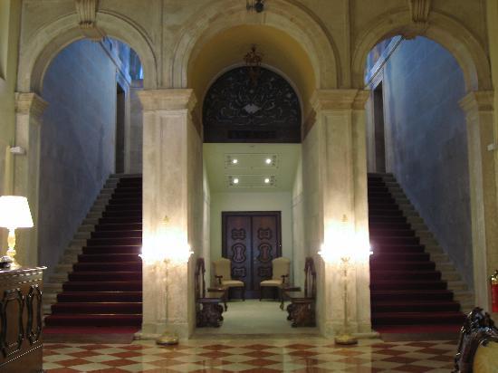 Ca' Sagredo Hotel: recepción del hotel