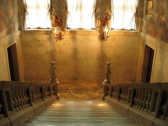Ca' Sagredo Hotel: escaleras