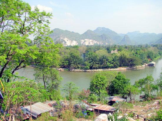 Kanchanaburi, Thailandia: River Kwai
