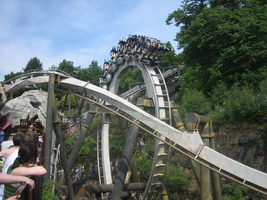Photos of Alton Towers, Farley