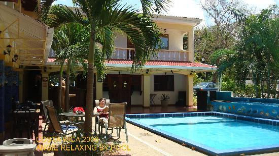 Hotel El Velero: view of pool