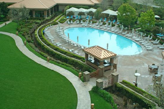 Pala Casino Resort and Spa: View of Pala Pool
