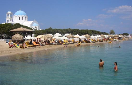 Angistri, Grécia: aquarius beach