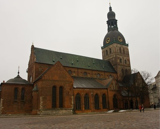 ‪Riga Cathedral‬