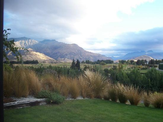 Arrowtown Homestay : View from room