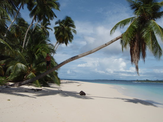 Mentawai Islands, Indonésie : Does it getter better than this?