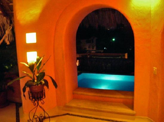 Villa Carolina Hotel: sauna