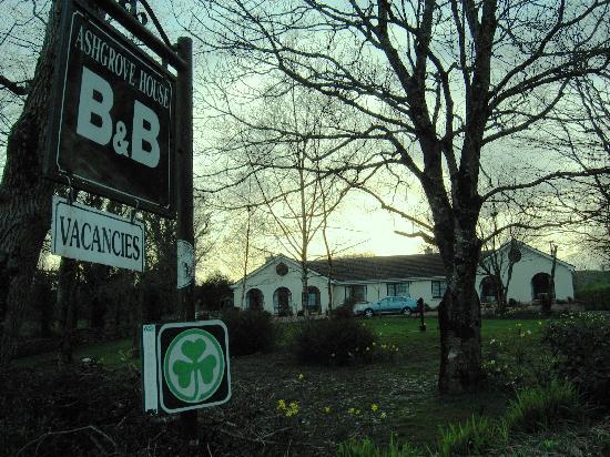 Ashgrove House: Exterior Shot
