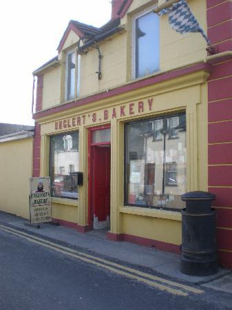 Unglerts bakery, Ennistymon.