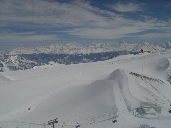 Gstaaderhof Swiss Quality Hotel: Diablerets-Glacier 3000 Area