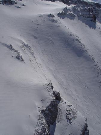 Gstaaderhof Swiss Quality Hotel: Diablerets-Glacier 3000 Off-Piste