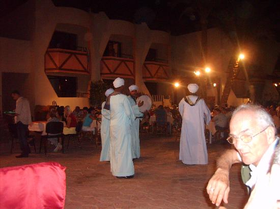 Dolphina Country Club: one of the party nights