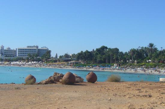 Aktea Beach Village: Nissi beach