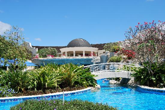 Sandy Lane Hotel: The Sandy Lane pool