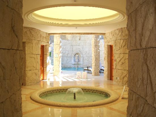 Sandy Lane Hotel: Inside the Spa
