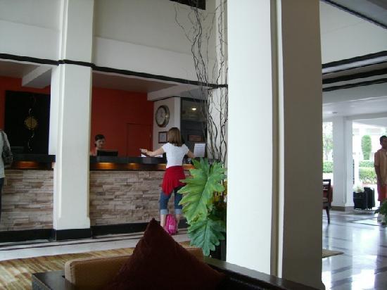Allamanda Laguna Phuket: Lobby