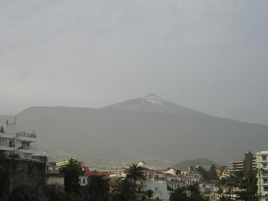 Bahia Principe San Felipe: Tiede view from the balcony