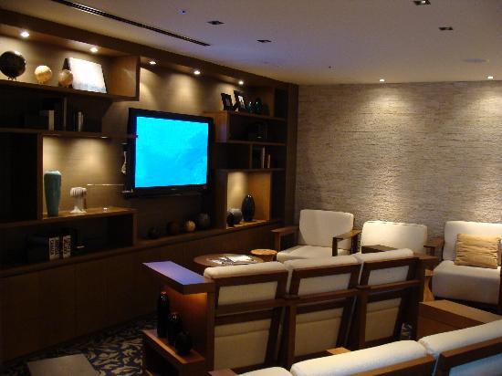 Hotel Sunroute Plaza Shinjuku: Guest lounge.