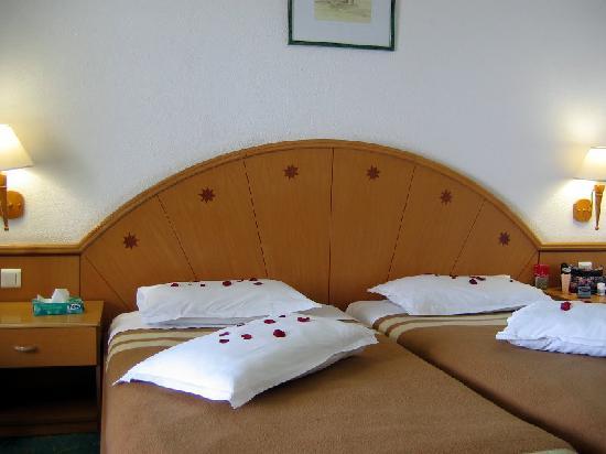 El Mouradi Hammamet: Bedroom