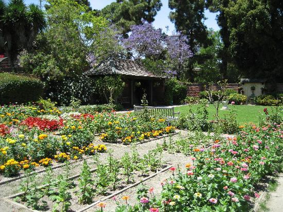 Marston House Museum: Marston House Gardens