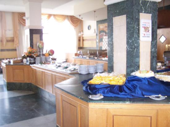 Ramada Ras Sudr Resort: Buffet