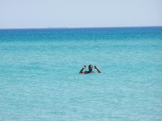 Ramada Ras Sudr Resort: Beach