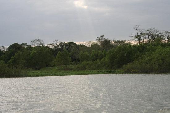 Veracruz, México: Un rayo del sol