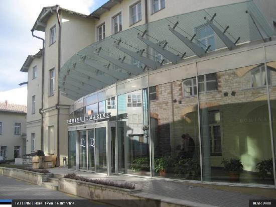 Hestia Hotel Ilmarine: Main Entrance