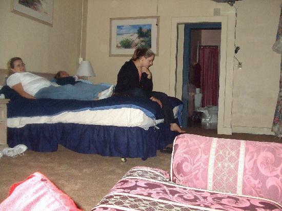 Cassadaga Hotel: Room 10