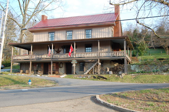 Jonesborough, TN: Front view