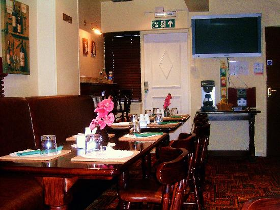Reception Picture Of Croft Hotel Leicester Tripadvisor