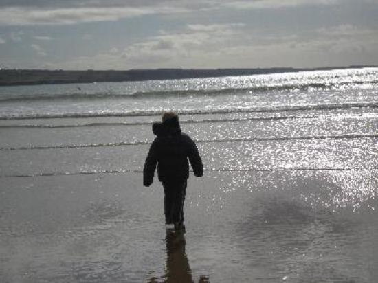 Lahinch beach.