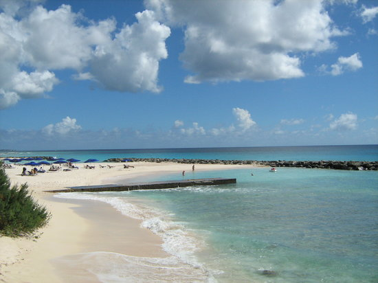 Hilton Barbados Resort: Beach