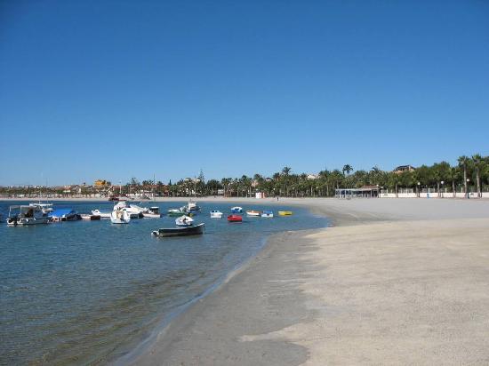 Los Alcázares, España: Los Alcazares Beach