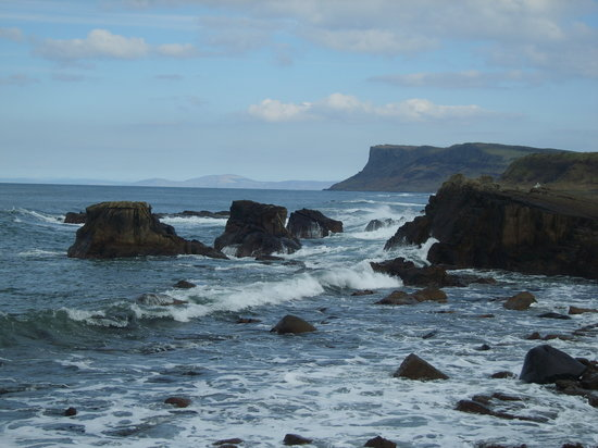 Fair Head - County Antrim