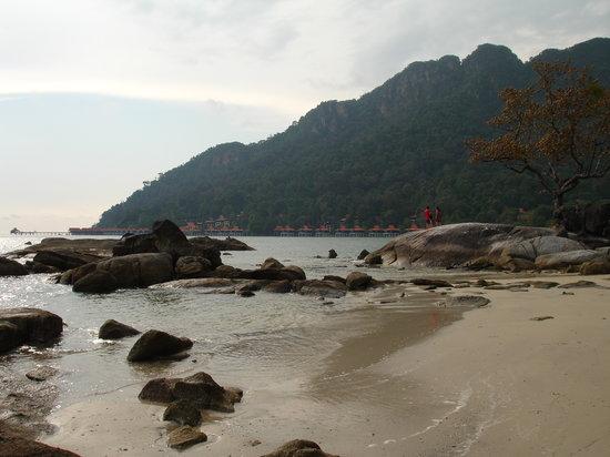 لانكاوي, ماليزيا: spiaggia
