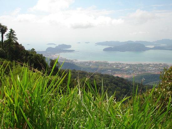 langkawi dall'alto