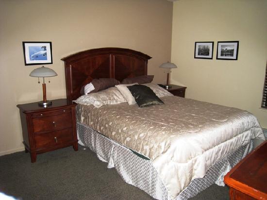 Summit Condominiums: Bedroom View 1